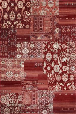 Covor Clasic, Cardinal 25509-210, Rosu Bordeaux, 80x150 cm, 2100 gr/mp [0]