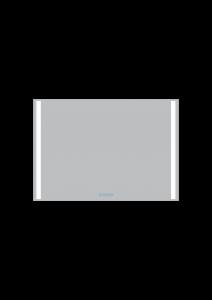 Oglinda cu Iluminare si incalzire , Rocca 2CLK, 700x1200mm0