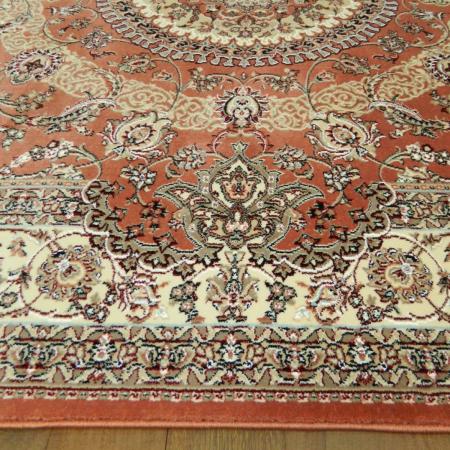 Covor Clasic, Cardinal 25501-510, Caramiziu, 200x300 cm, 2100 gr/mp [4]