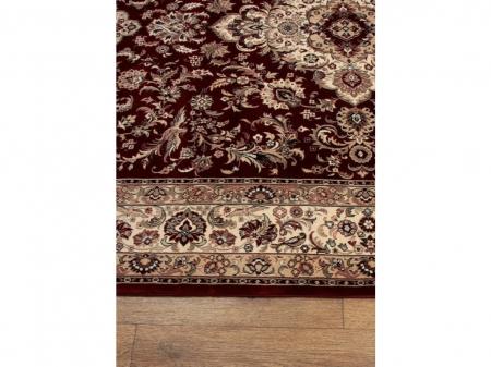Covor Clasic, Cardinal 25502-210, Bej/Grena, 160x230 cm, 2100 gr/mp [1]