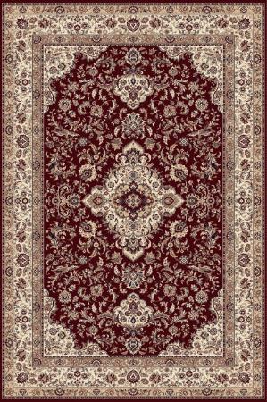 Covor Clasic, Cardinal 25502-210, Bej/Grena, 80x150 cm, 2100 gr/mp [0]