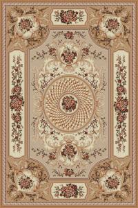 Covor Clasic, Lotos 531, Bej, 80x150 cm, 1800 gr/mp0