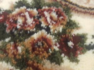 Covor Clasic, Lotos 531, Bej, 80x150 cm, 1800 gr/mp1