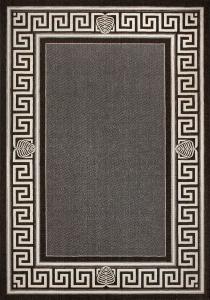 Covor Modern, Natura Versace, 900-91, Maro / Gri, 170x240 cm, 1500 gr/mp [0]