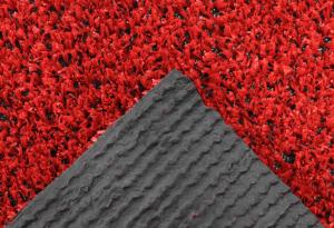 Covor Iarba Artificiala, Tip Gazon, Rosu, 100% Polipropilena, 7 mm, 100x700 cm [4]