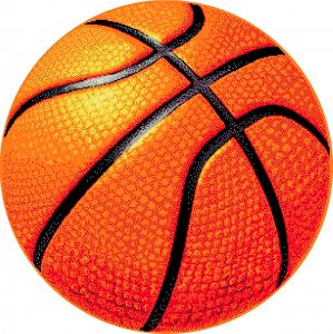 Covor Kolibri, Rotund, Basketball 11189, 67x67 cm, 2300 gr/mp [0]