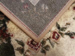 Covor Lotos 1517, Bej/Verde, 50x80 cm, 1800 gr/mp2