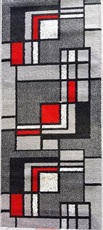 Covor Modern, Cappuccino 16406, Multicolor, 160x230 cm, 1700 gr/mp3