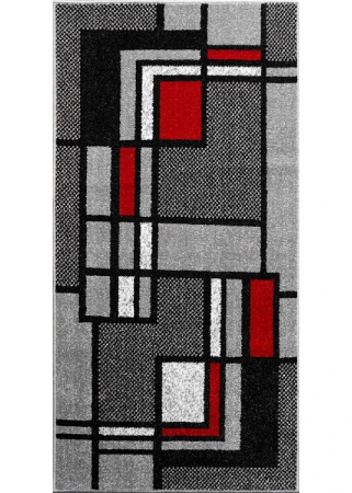 Covor Modern, Cappuccino 16406, Multicolor, 160x230 cm, 1700 gr/mp2