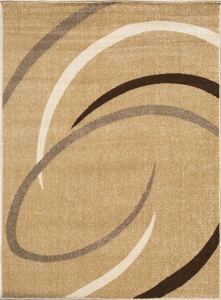 Covor Modern, Daffi 13010, Bej, 120x170 cm, 1700 gr/mp [0]