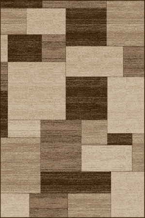 Covor Modern, Daffi 13027, Bej/Maro, 300x400 cm, 1700 gr/mp0