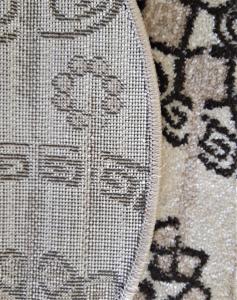 Covor Modern, Daffi 13041, Bej, Oval, 120x170 cm, 1700 gr/mp [1]