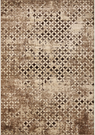 Covor Modern, Daffi 13156, Maro/Bej, 60x110 cm, 1700 gr/mp [0]