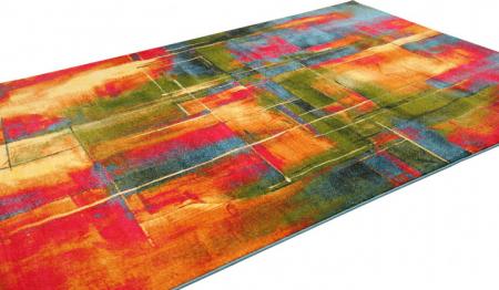 Covor Modern, Kolibri Abstract 11023, 200x300 cm, 2300 gr/mp2