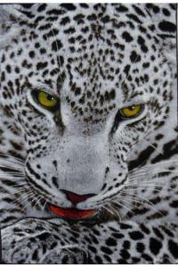 Covor Kolibri Leopard 11122, 80x150 cm, 2300 gr/mp0