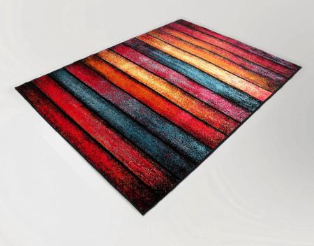 Covor Modern, Kolibri Multicolor 11196-120, 200x300 cm, 2300 gr/mp1
