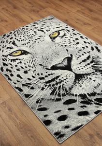 Covor Modern, Kolibri Tigru, 11368-190, 80x150 cm, 2300 gr/mp [2]