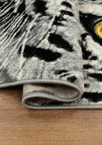 Covor Modern, Kolibri Tigru, 11368-190, 80x150 cm, 2300 gr/mp [5]