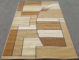 Covor Modern, Lotos 538, Bej, 80x200 cm, 1800 gr/mp [2]
