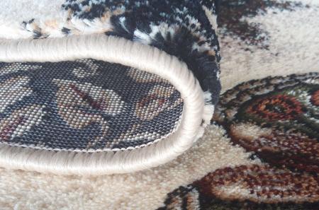 Covor Modern, Lotos Fluturi 1607, Oval, 80x150 cm, 1800 gr/mp4