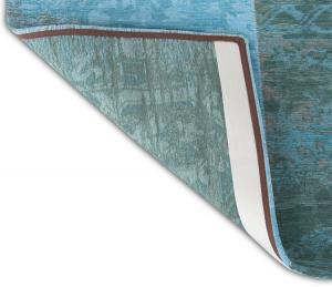 Covor Modern, Louis de Poortere, Vintage 8015, 80x150 cm, 100% Bumbac, 0.8x1.5 [2]