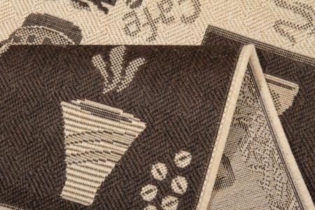 Covor pentru bucatarie, Natura 950-91, 140x200 cm, 1500 gr/mp3