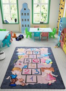 Covor Pentru Copii, Antiderapant, Street Game, 1275 gr/mp1