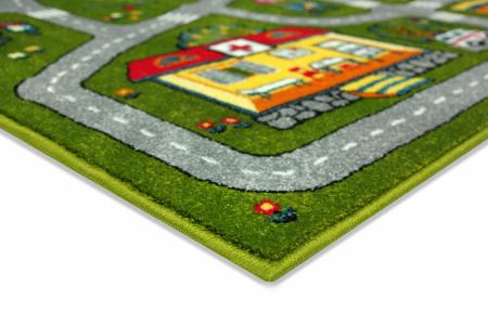 Covor Pentru Copii, Kolibri Drumulete 11061, 80x150 cm, 2300 gr/mp [4]