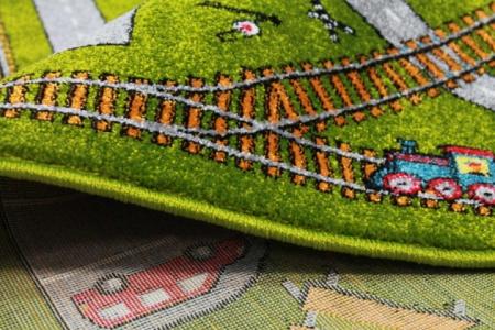 Covor Pentru Copii, Kolibri Drumulete 11061, 80x150 cm, 2300 gr/mp [3]