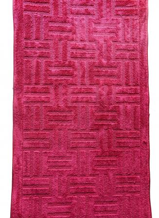 Traversa Antiderapanta Delta, 14074, Rosie, 80x200 cm1