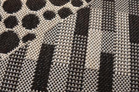 Covor Pentru Usa Intrare, Flex 19608-19, Antiderapant, Maro, 50x80 cm [2]