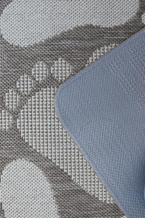 Covor Pentru Usa Intrare, Flex 19614-111, Antiderapant, Maro/Bej, 50x80 cm [1]