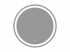 Oglinda cu Iluminare, Round, 800x800x4 mm0