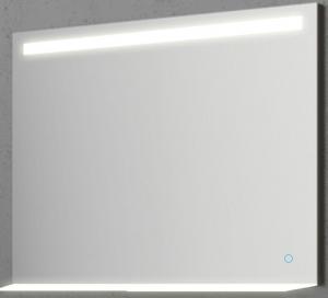 Oglinda cu Iluminare si Polita Iluminata, GenesIs, 800x800x4 mm [1]