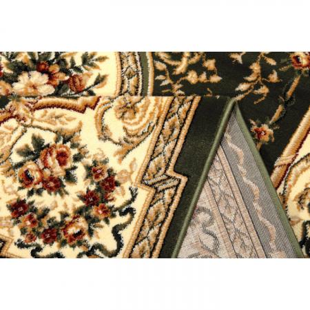 Covor Clasic, Lotos 568, Verde, 80x150 cm, 1800 gr/mp [2]