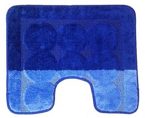Set 2 covorase baie Edremit D. Blue, 60x100 cm, 50x60 cm1