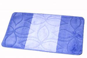 Set 2 covorase baie Erdek Lila, 60x100 cm, 50x60 cm0