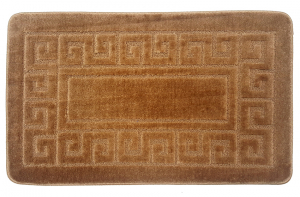 Set 2 covorase baie Ethnic L. Brown, 60x100 cm, 50x60 cm1
