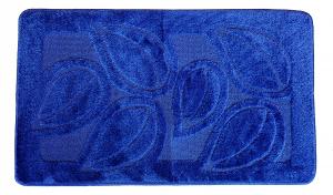 Set 2 covorase baie Flora D. Blue, 60x100 cm, 50x60 cm0