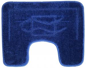 Set 2 covorase baie Maritime Dark Blue, 60x100 cm, 50x60 cm2