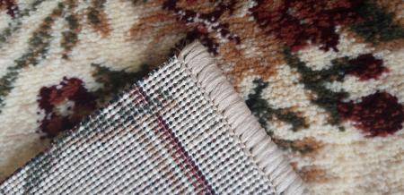 Traversa Covor, Lotos 551, Crem / Bej, 80x600 cm, 1800 gr/mp4