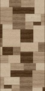 Traversa Daffi 13027-140, Bej/Maro, 120x600 cm, 1700 gr/mp0