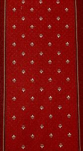 Traversa Tesatura Plata 1835, Rosu, 100x300 cm, 820 gr/mp [0]