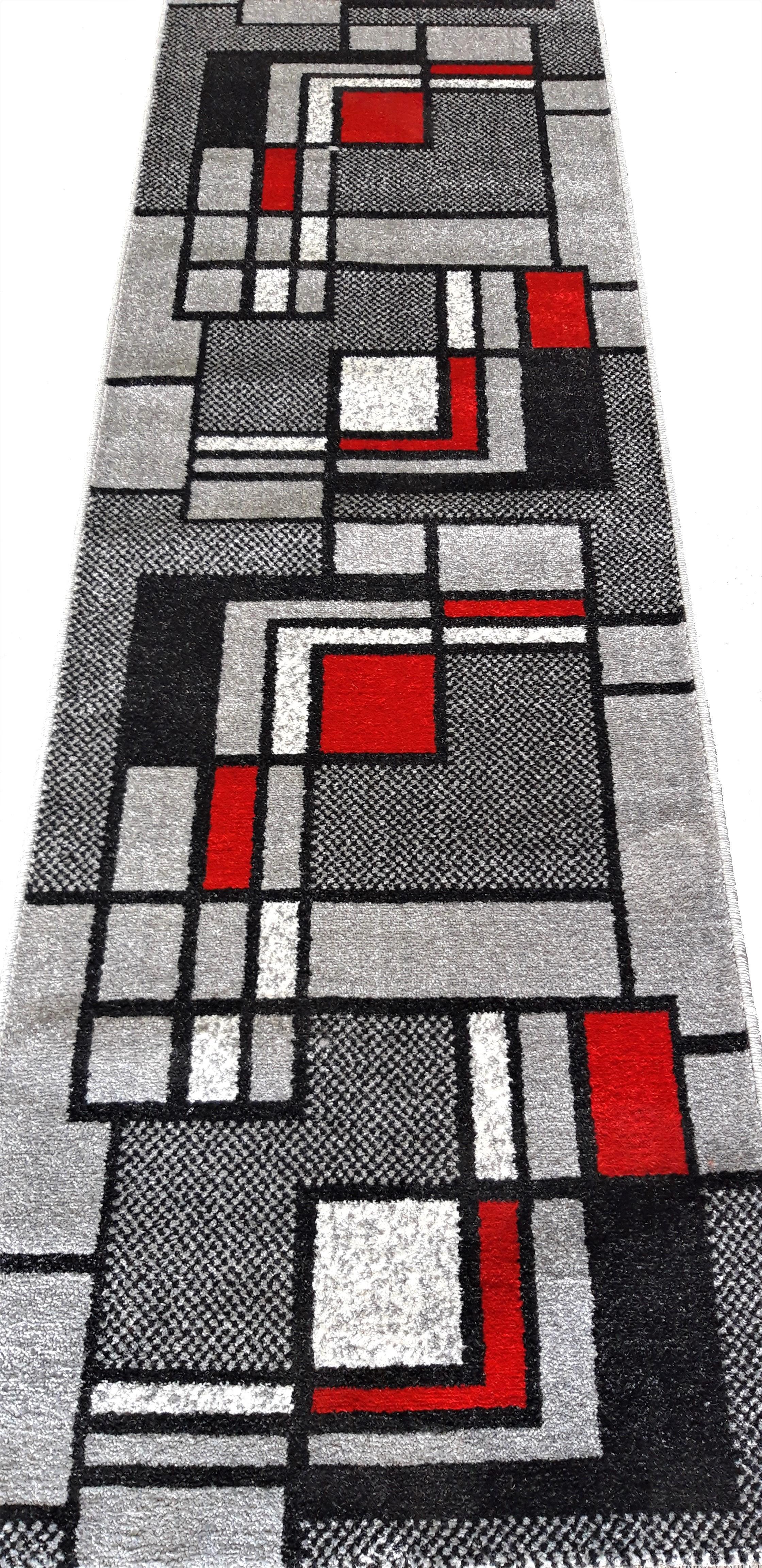 Traversa Covor, Cappuccino 16406, Multicolor, 80x500 cm, 1700 gr/mp, 0.8x5 m. 0