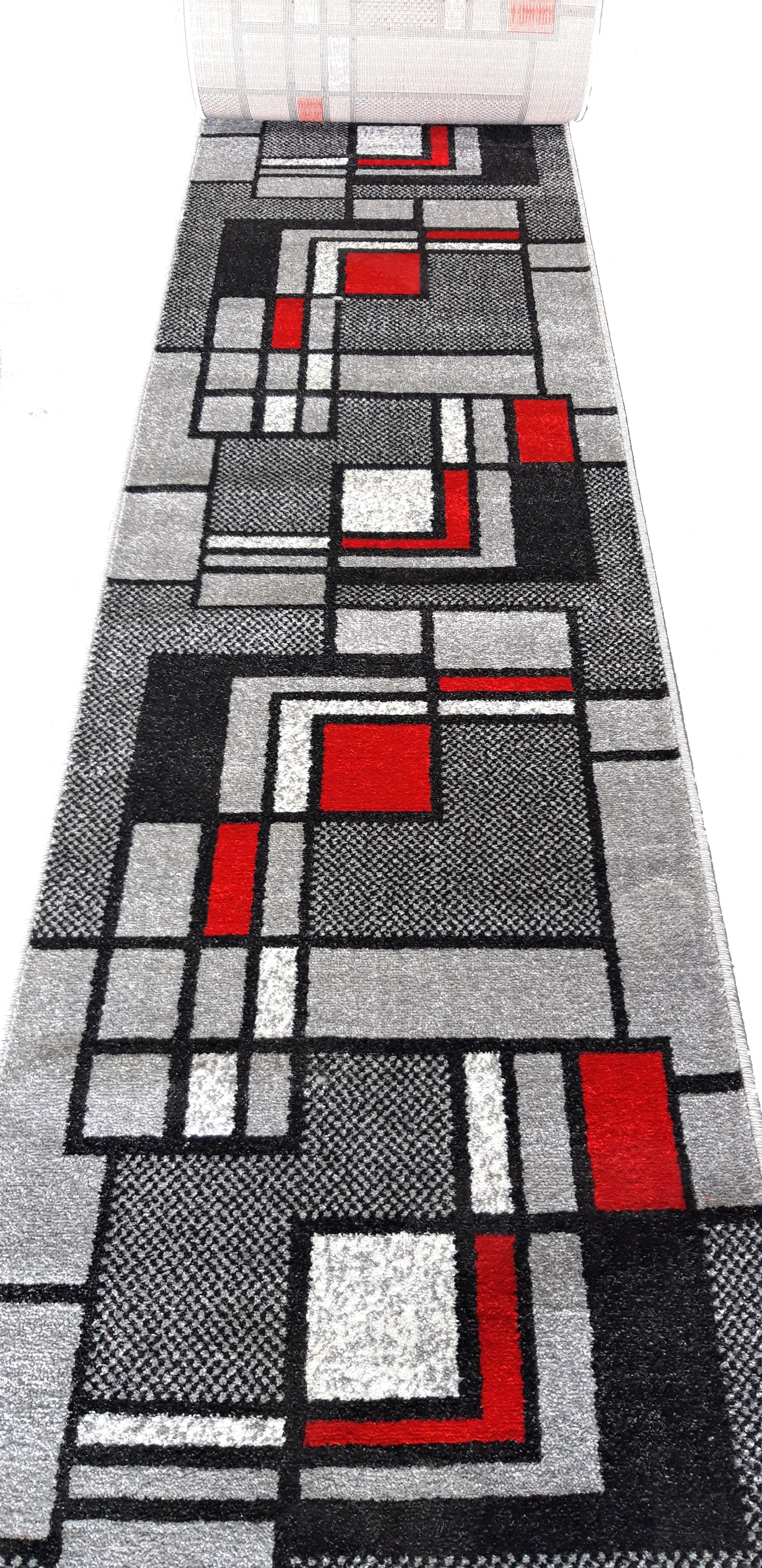 Traversa Covor, Cappuccino 16406, Multicolor, 80x500 cm, 1700 gr/mp, 0.8x5 m. 1