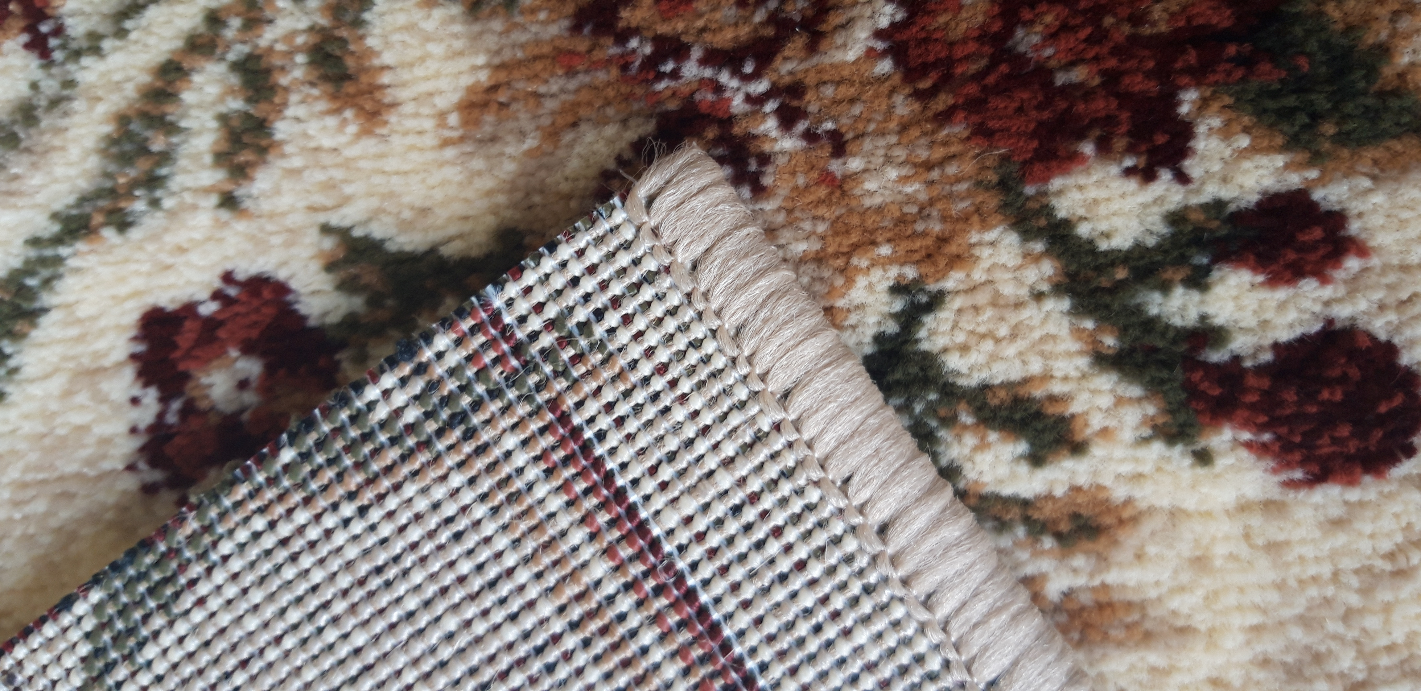 Traversa Covor, Lotos 551, Crem / Bej, 100x700 cm, 1800 gr/mp 4