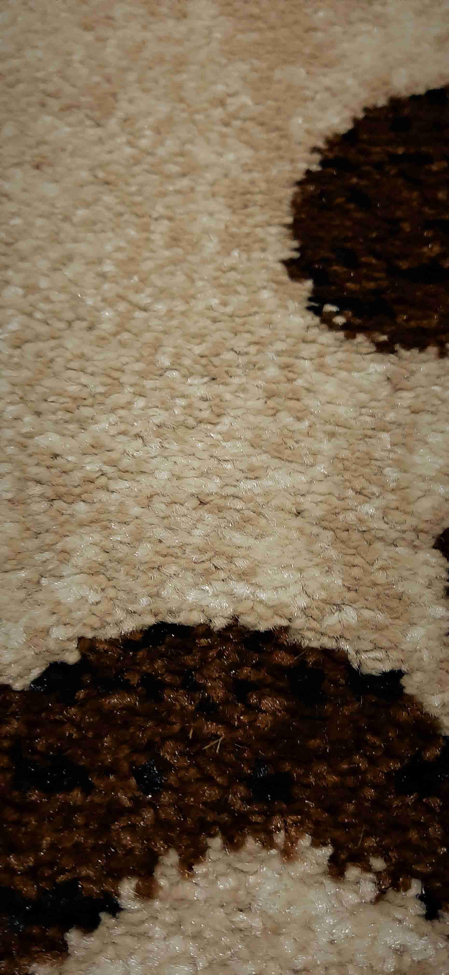 Traversa Covor, Cappuccino 16028-118, Bej / Maro, 100x1000 cm, 1800 gr/mp4