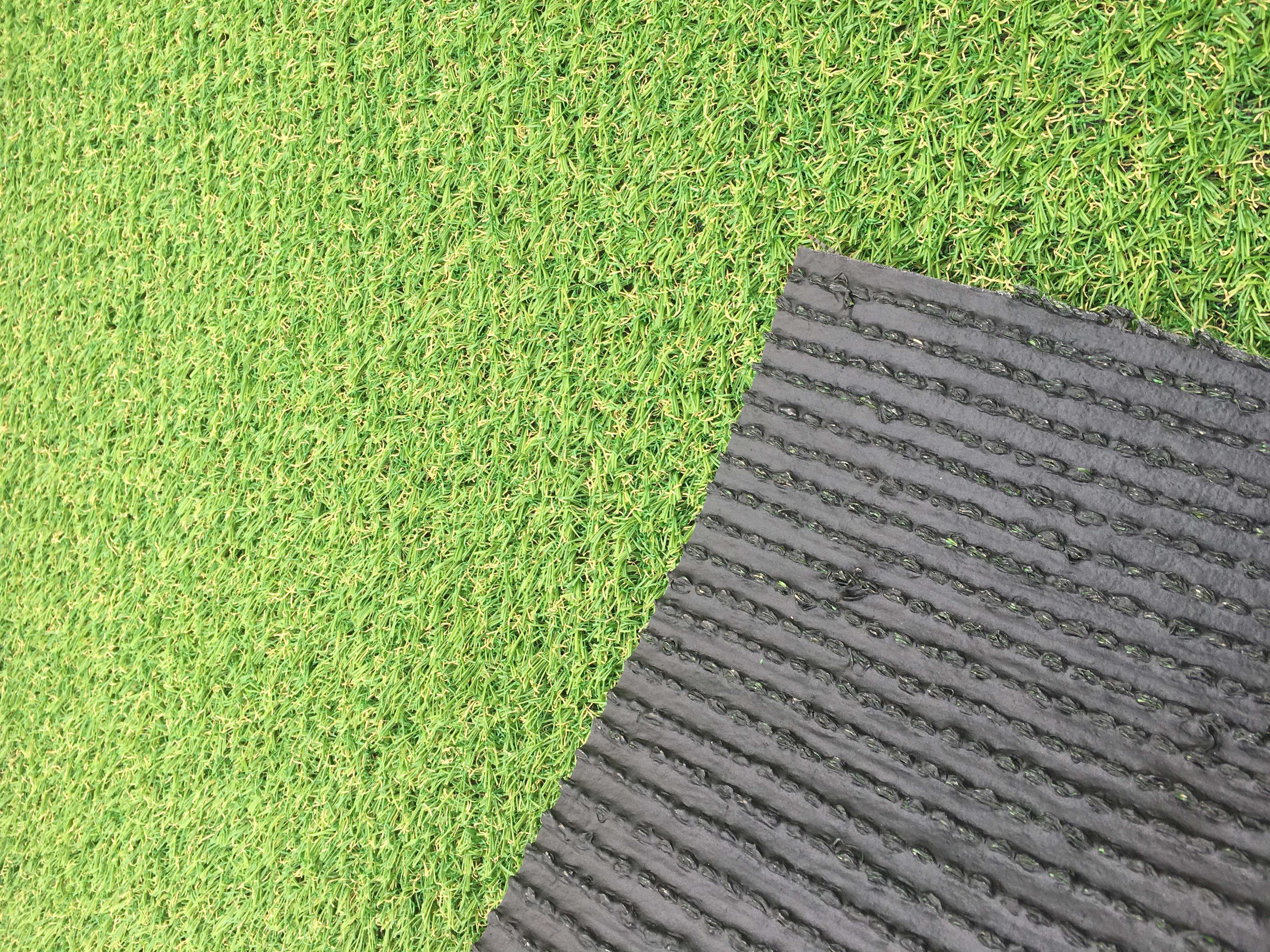 Covor Iarba Artificiala, Tip Gazon, Verde, Natura, 100% Polipropilena, 10 mm, 100x400 cm2