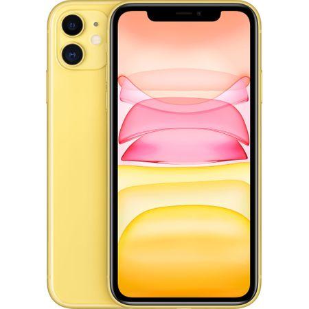 Telefon mobil Apple iPhone 11, 64GB, Yellow [0]