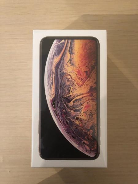 Telefon mobil iPhone XS MAX 64GB Gold [5]